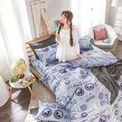 床包 / 單人【美式米奇】含一件枕套  100%精梳棉  戀家小舖台灣製AAS101