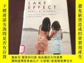 二手書博民逛書店Lake罕見effect two sisters and a t