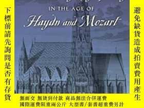 二手書博民逛書店The罕見Viennese Minor-key Symphony In The Age Of Haydn And