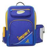 IMPACT-怡寶標準型舒適護脊書包-寶藍IM0050BRB 小天使二代