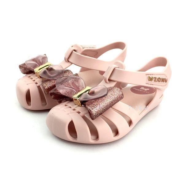 ZAXY 巴西正版香香鞋  百搭通風 淑女涼鞋 《7+1童鞋》D144 粉色