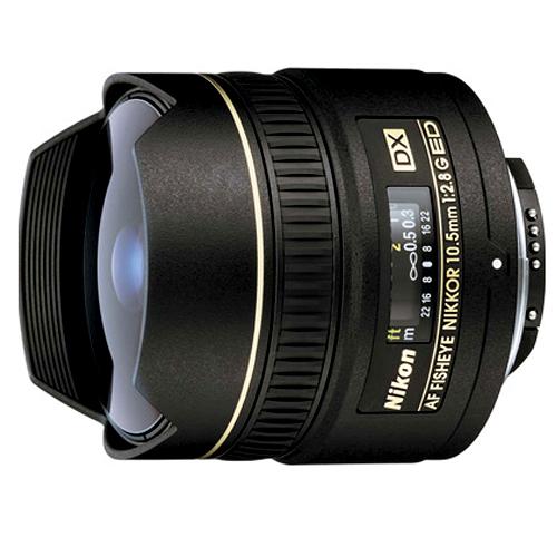 送吹球清潔組 3C LiFe NIKON 尼康 AF DX Fisheye Nikkor ED 10.5mm F2.8G 鏡頭 國祥公司貨