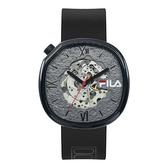 【FILA 斐樂】/宇宙風機械錶(男錶 女錶 Watch)/38-307-002/台灣總代理原廠公司貨兩年保固