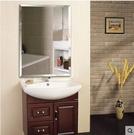 定制浴室鏡簡約歐式衛浴鏡衛生間鏡無框洗手...