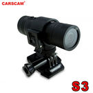 【CARSCAM】行車王 S3 1080P防水充電線行車記錄器 送 16G記憶卡