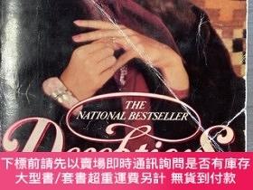二手書博民逛書店【英文原版小說】The罕見national bestseller Deceptions BY Judith Mic