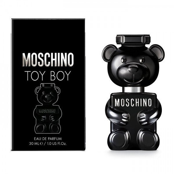 MOSCHINO TOY BOY 黑熊 黑色泰迪熊 男性淡香精 50ml【七三七香水精品坊】