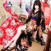 地獄少女閻魔愛cos振袖和服 cosplay服裝