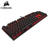CORSAIR 海盜船 K60 PRO 紅燈背光機械電競鍵盤 VIOLA軸 中文