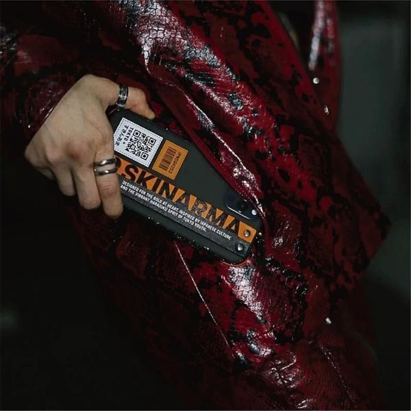 【台中愛拉風│Skinarma日本潮牌專賣店】Dotto 抗菌帶夜光腕帶支架防摔保護殼 iPhone12
