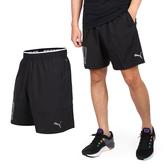PUMA 男訓練系列9吋短風褲(防風 平織 慢跑 路跑 免運 ≡排汗專家≡