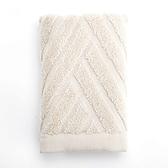 HOLA 葡萄牙純棉方巾 斜角米 33x33cm