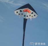 風箏春鳶風箏濰坊5米大鰩魚風箏(V99)長尾魚風箏 麥吉良品YYS