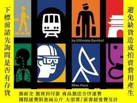 二手書博民逛書店Official罕見Signs & Icons 3Y19139
