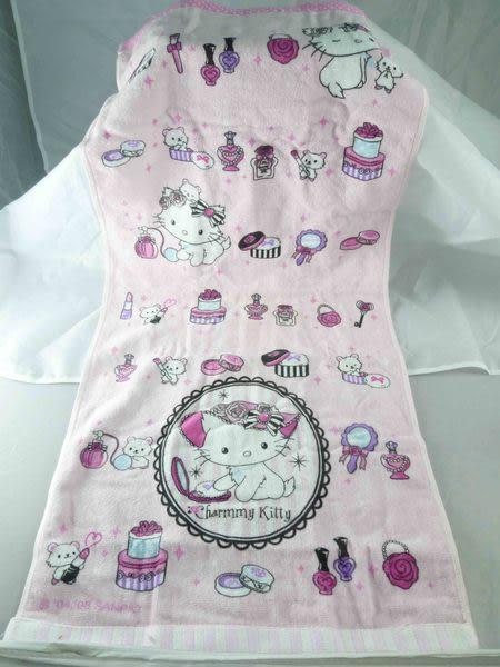 【震撼精品百貨】Charmmy Kitty_寵物貓 ~ 毛巾『裝扮』