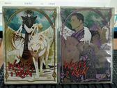 挖寶二手片-B14-023-正版DVD-動畫【狼雨 01-02】-套裝 日語發音