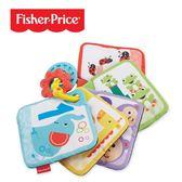 Fisher-Price 費雪 布製學習卡