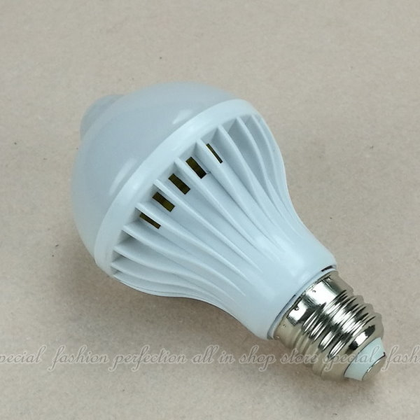 【AM365A】LED紅外線人體感應燈9W(白) 緊急照明 過道燈 燈具 燈飾★EZGO商城★