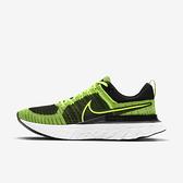 Nike React Infinity Run FK 2 [CT2357-700] 男 慢跑鞋 透氣 彈力 支撐 黑綠