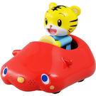 【奇買親子購物網】(159)【Dream TOMICA】SHIMAJIRO & Beepy 巧虎敞篷車
