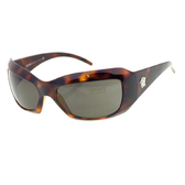 Versace 經典時尚太陽眼鏡(琥珀色)