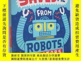 二手書博民逛書店*How罕見Lunchbox Jones Saved Me from Robots, Traitors, and