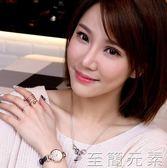 女士手錶ins風簡約韓國手錶女氣質學生女表復古防水石英 至簡元素
