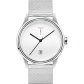 【台南 時代鐘錶 TYLOR】自由探索精神 風格多變時尚腕錶 TLAB008 米蘭帶 43mm