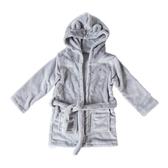 兒童浴袍帶帽新生兒浴衣嬰幼兒童男孩女孩0-1-3歲法蘭絨可愛 快速出貨