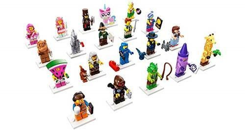 LEGO 樂高  The Movie Series 2 Wizard of Oz Minifigure Series - Complete Set of 20 (71023)