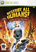 【免運費】毀滅全人類:種族之戰 - XBOX360亞洲英文版【提供超商取貨】