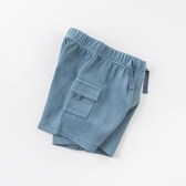 davebella戴維貝拉夏季男童條紋短褲 休閒沙灘褲DB7734