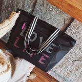 游泳包手提包防水大容量幹濕分離男女健身泳衣裝備收納袋洗澡洗浴沙灘包