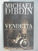 【書寶二手書T1/原文小說_AO1】Vendetta *De Vere*_Dibdin M
