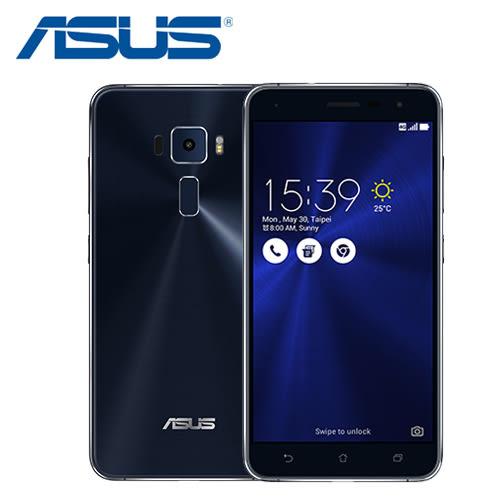 ASUS 華碩 Zenfone 3 ZE520KL 5.2吋 3G/32G 智慧手機 藍寶黑
