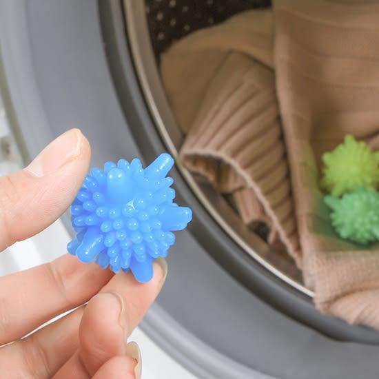 清潔球 (大款) 魔力洗護球 護洗球 防纏繞 洗衣機 不打結  日式 去污 洗衣球(1入)【S065】慢思行