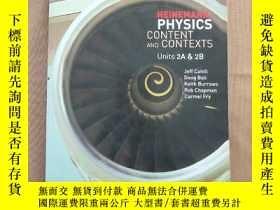 二手書博民逛書店Heinemann罕見Physics Content and C