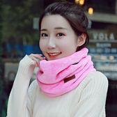 新年好禮 冬天口罩女保暖防寒防灰塵透氣防風騎行面罩冬季加厚護耳脖子一體