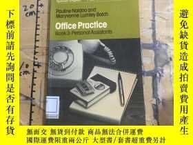 二手書博民逛書店Office罕見Practice: Personal Assistants Bk. 3: Special Engl
