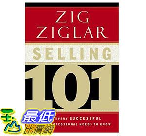 [美國直購] 暢銷書 Selling 101 What Every Successful Sales Professional Needs to Know Hardcover 0785264817