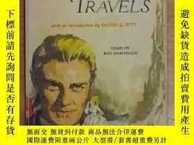 二手書博民逛書店1963年英文原版罕見Gulliver s Travels by