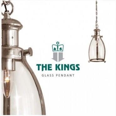 THE KINGS Gothic哥德傳奇復古工業吊燈