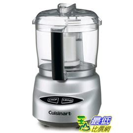 [美國直購 ShopUSA] Cuisinart DLC-2ABC Mini-Prep Plus Food Processor, Brushed Chrome 迷你食物料理機