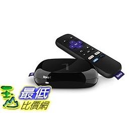 [105美國直購] Roku 1 Streaming Player (Black) (Roku 2710R)