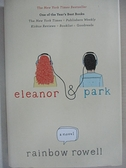 【書寶二手書T1/原文小說_GWC】Eleanor & Park_Rowell, Rainbow