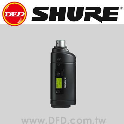 (需預訂) 美國 舒爾 SHURE UR3 UHF-R 插入式發射機 公司貨