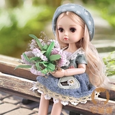 芭比洋娃娃玩具套裝換裝禮盒公主仿真娃娃兒童【宅貓醬】