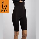 LZ-胸下S-XL高腰雕塑褲(黑)73392