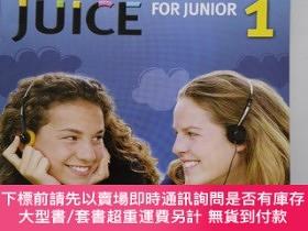 二手書博民逛書店LISTENING罕見JUICE FOR JUNIOR 1 WORKBOOKY201150 Leslie Se