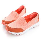 【La new outlet】輕便鞋 輕量休閒鞋 懶人鞋(女222622050)
